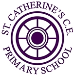 St Catherine's CE Primary School logo